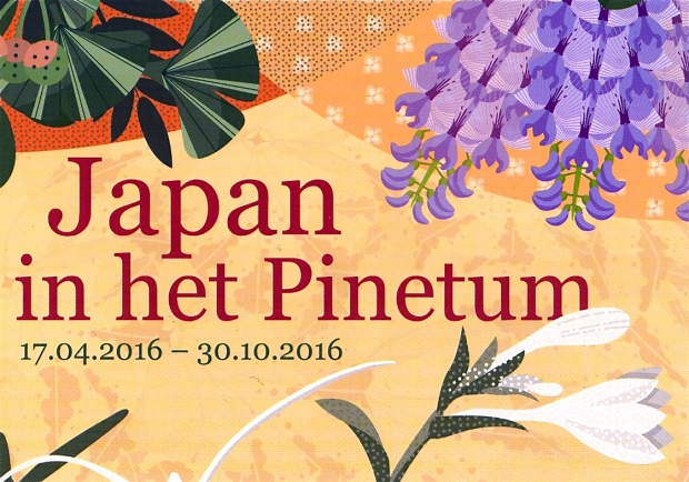 Opening Japan in het Pinetum