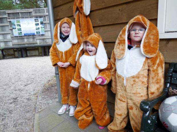 Tweede Paasdag 17 april: Paaseieren zoeken