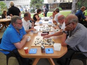 Blijdenstein Go-toernooi op zondag 27 augustus