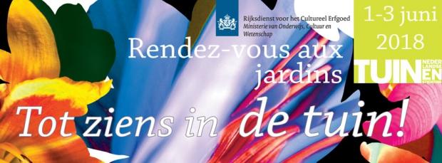 1-3 juni Rendez-vous aux jardins met optreden Cuypers ensemble