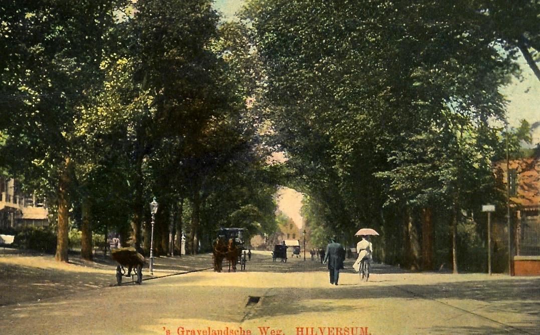 'S Gravelandseweg 1900