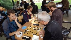 Landelijke Go toernooi