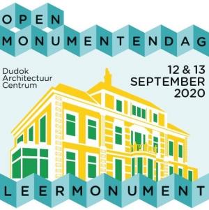 Open Monumenten Weekend 2020
