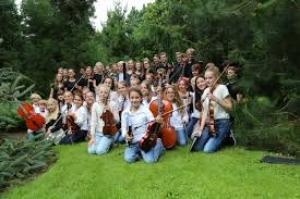 Optreden Goois Jeugd Orkest